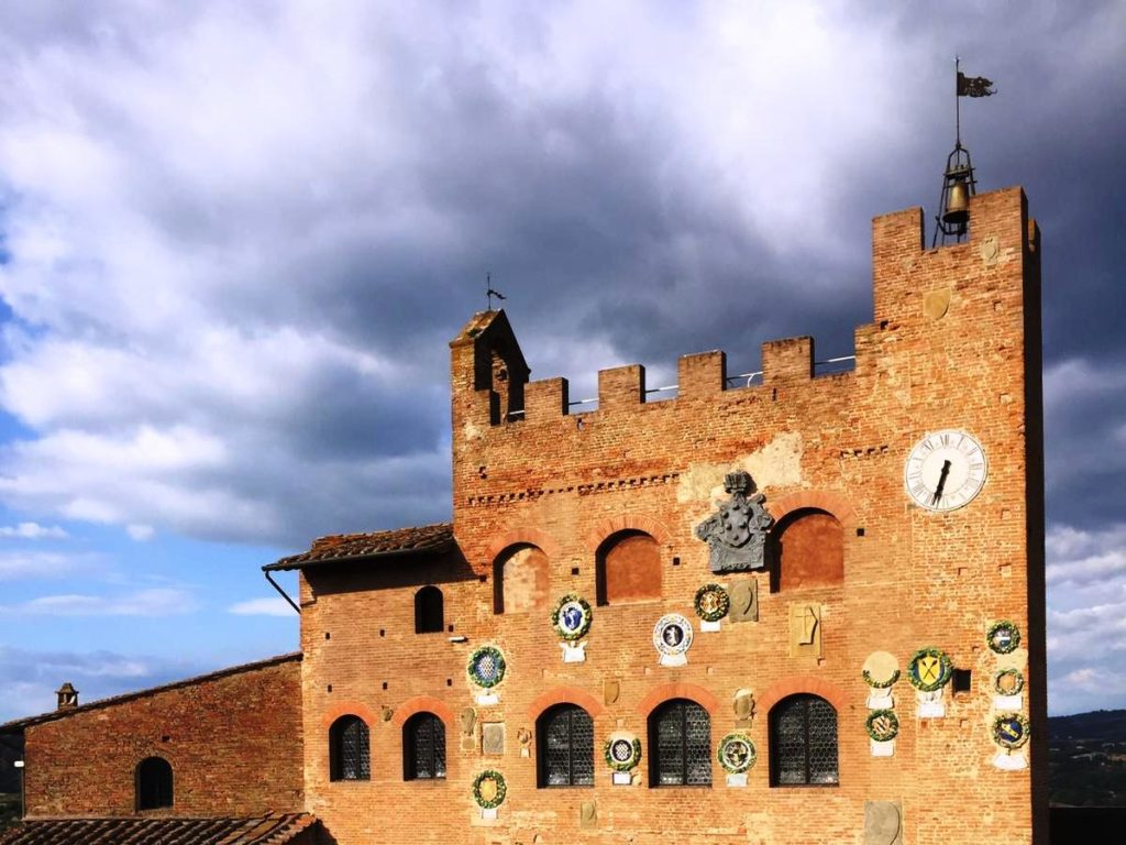 Certaldo - Castello