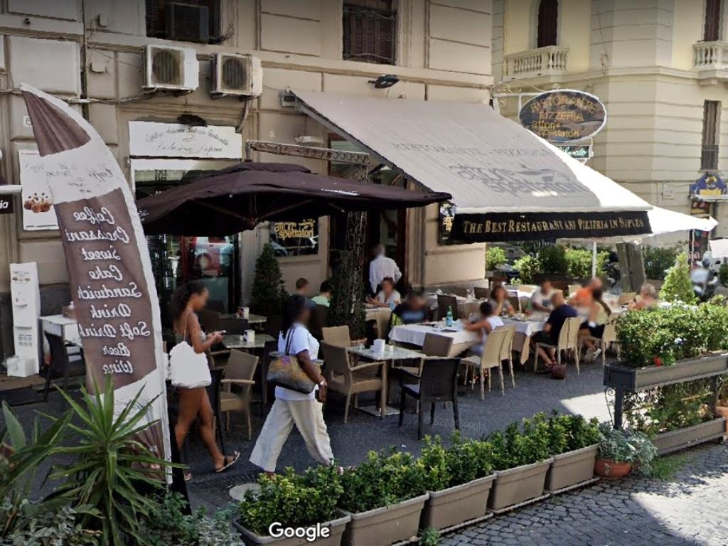 Napoli - Ristorante Antichi Sapori